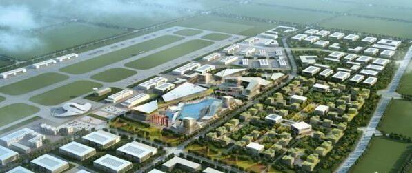 临空经济--台州湾通用机场选址审查会召开 跑道已先行施工